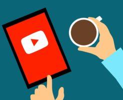 YouTubeとコーヒー