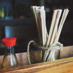 割り箸と醤油