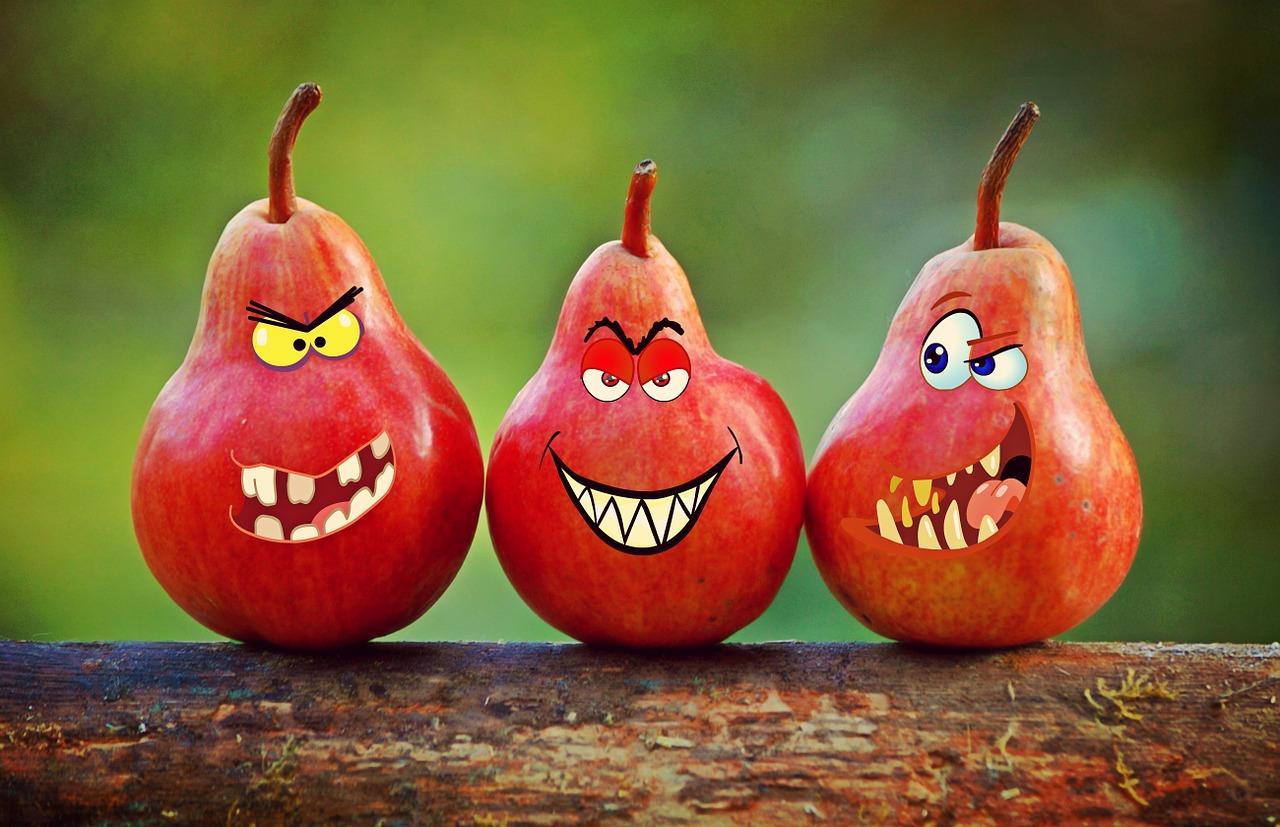 リンゴのキャラクター